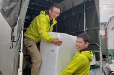 家具家電レンタル商品のメンテナンススタッフ 本社 アルバイト